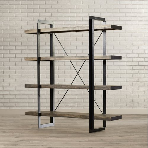 Union Rustic Brookside Etagere Bookcase by