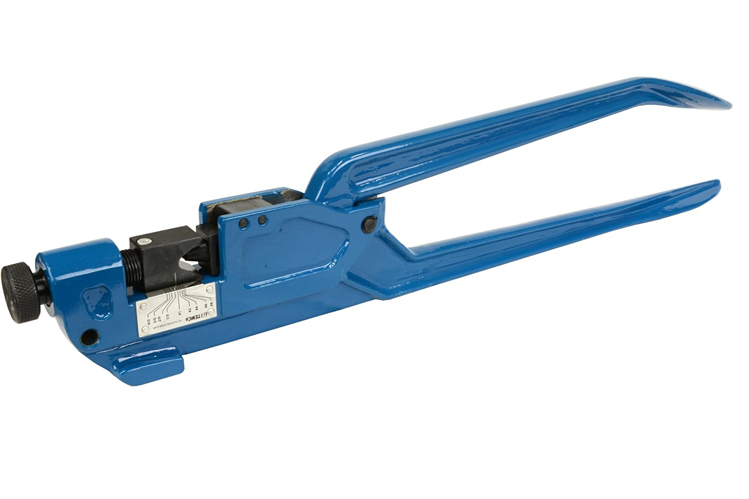 TEMCo Lug Crimper Tool TH0012 - 8 AWG - 0000 AWG(4/0) DIELESS Indent ...
