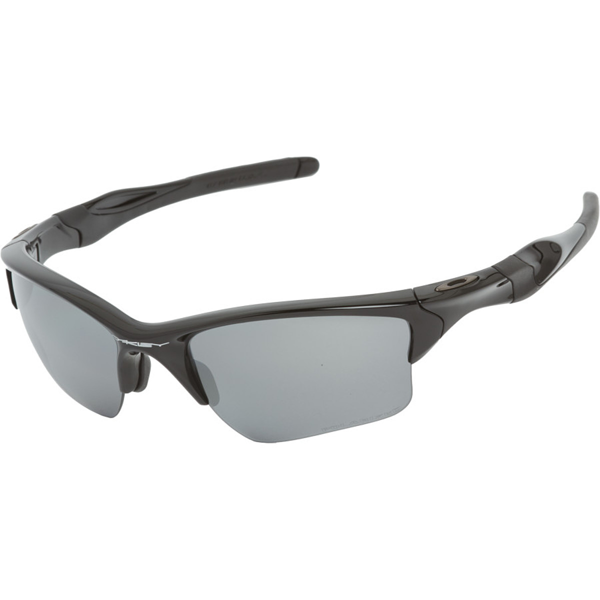 oakley straight jacket 2.0 polished  oakley mens half jacket 2.0 xl oo9154 01 iridium sunglasses,polished black frame/black iridium lens,one size walmart
