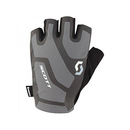 Scott Endurance SF Fingerless Gloves Cycling Bike Safety Black 4480f0788