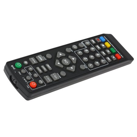 Universal DVB-T2 Set-Top Box Remote Control Wireless Smart Television STB  Controller Replacement for HDTV Smart TV Box Black