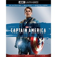 Captain America: The First Avenger (4K Ultra HD + Blu-ray + Digital)