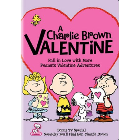 Peanuts: A Charlie Brown Valentine (DVD) (Charlie Brown Halloween Episode Full)