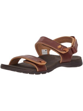 58d7f5abf343c Product Image New Balance Women's Traverse Leather Sandal, Whisky, Size 6.0