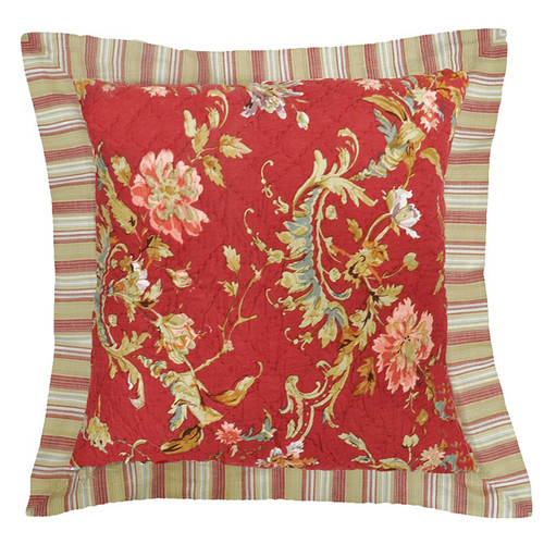 Amity Home Regina Cotton Throw Pillow