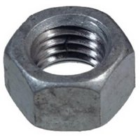 Hillman Fasteners 829302 100 Pack, 0.31-18 in. Stainless Steel, Finished Hex Nut.