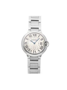 Pre-Owned Cartier Ballon Bleu de Cartier W69011Z4 Watch (2-Year WatchBox warranty)