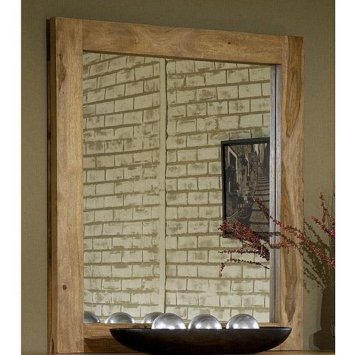 Modus Furniture International Atria Mirror, Natural Brown
