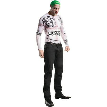 suicide squad joker kit teen halloween costume