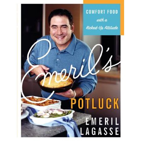 Emeril's Potluck : Comfort Food with a Kicked-Up Attitude - Halloween Potluck Food Ideas