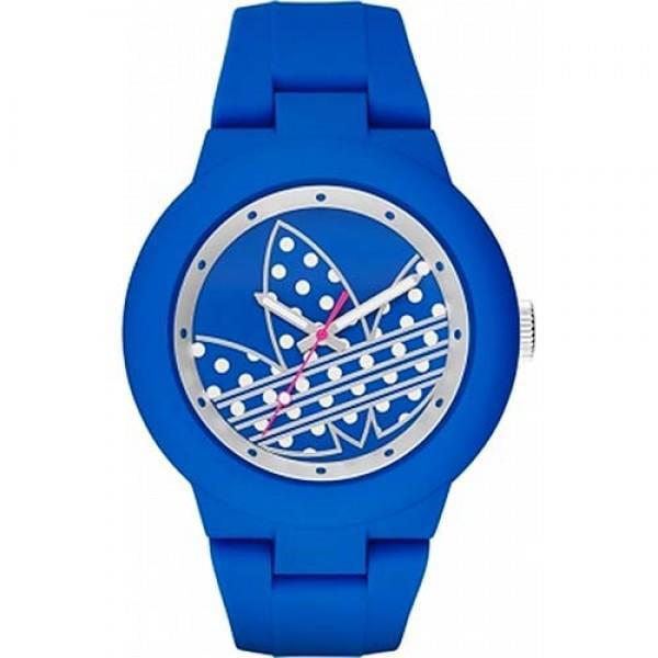 Adidas Men's 41mm Blue Silicone Band & Case Quartz Analog Watch adh3049 by Adidas