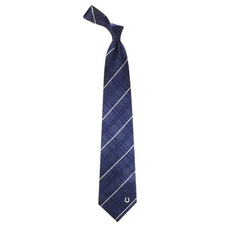Circle Silk Tie - Indianapolis Colts NFL