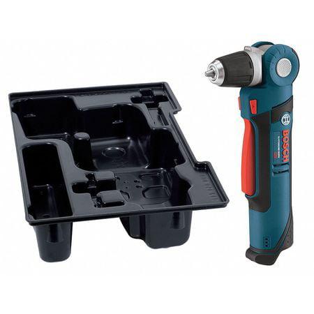 "Cordless Right Angle Drill,12V,3/8"",Bare Tool BOSCH PS11BN"