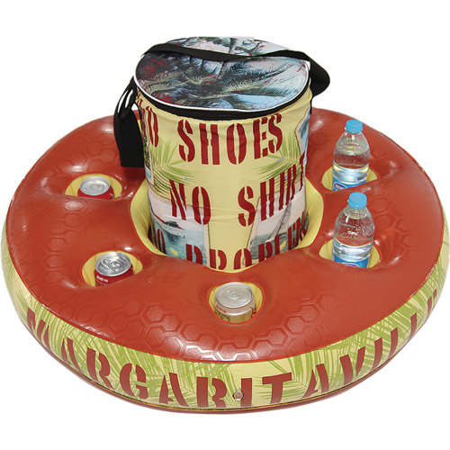 Margaritaville Float and Tote with Removable 20 quart Insulated Drink Tote