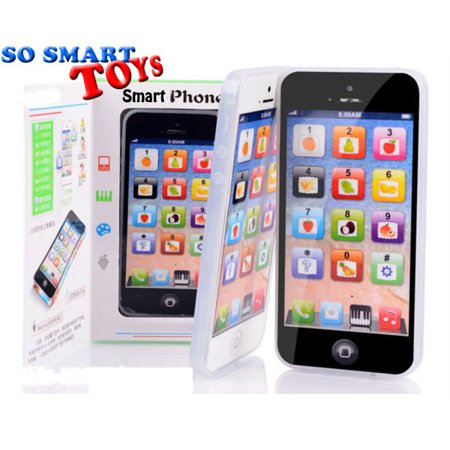 So Smart Phone ver. 2.0 with 8 functions and rechargeable battery built in