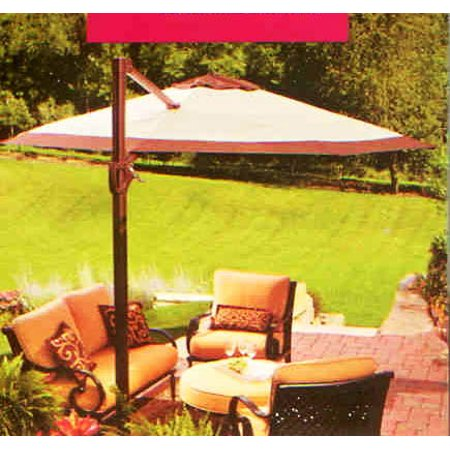 Garden Winds Replacement Canopy Top For Bh 11ft Offset Umbrella