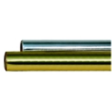 Choose Colored Foils - Hygloss Colored Foil Roll - 26 in. x 25 Ft. - Blue