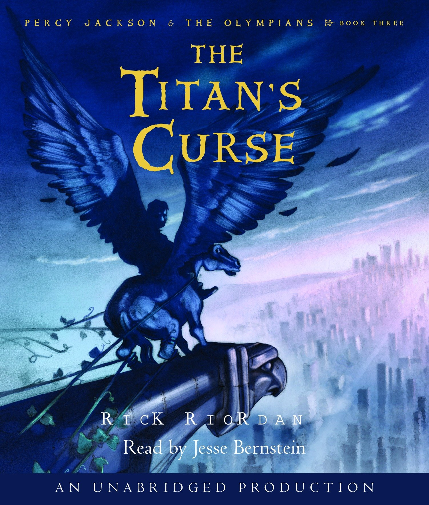 Percy Jackson And The Olympians Book 3