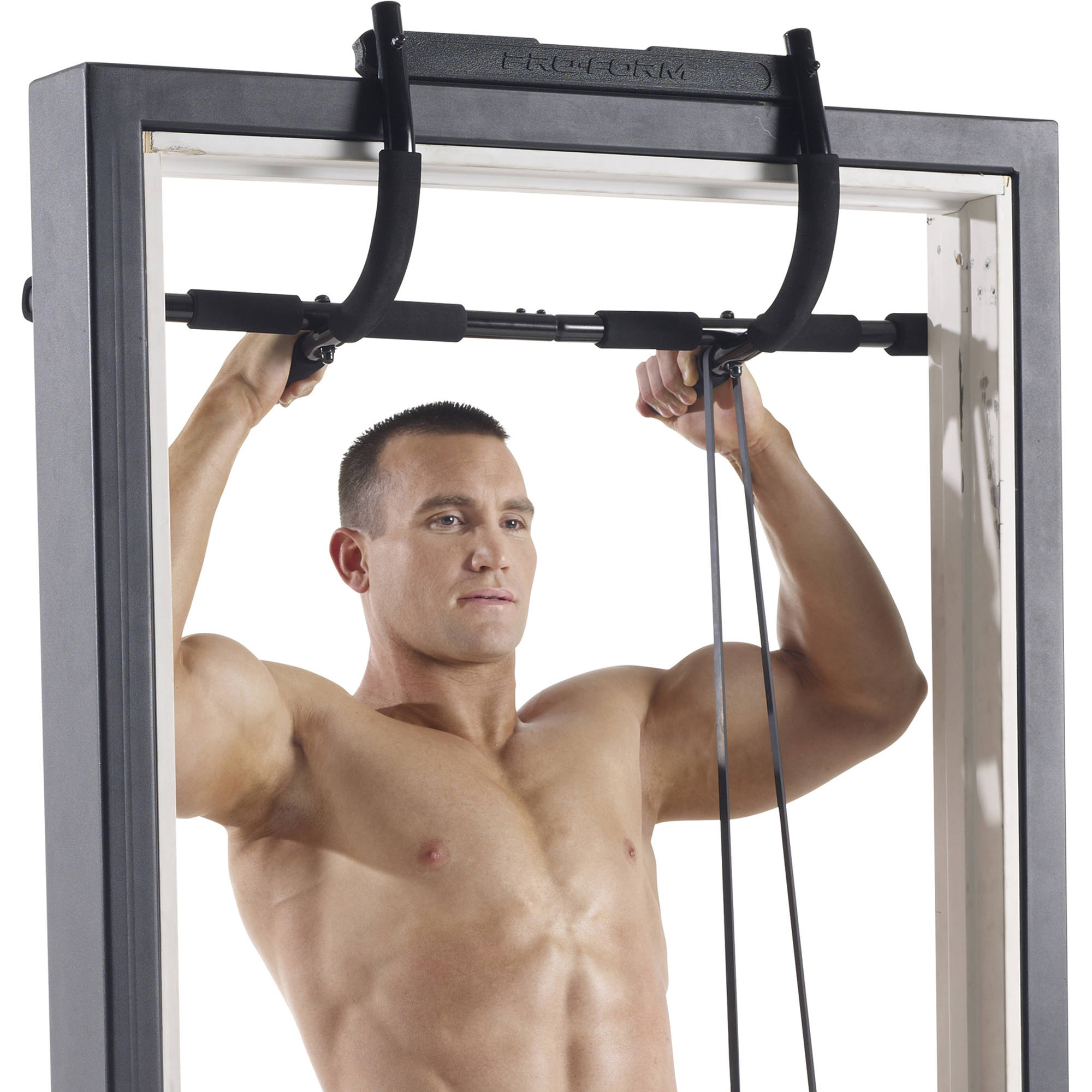 door fix quick for watch up frames bar damaged frame gym preventing pull iron