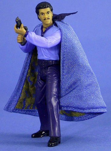 Star Wars Galactic Heroes  Lando Bespin Empire Strikes Back
