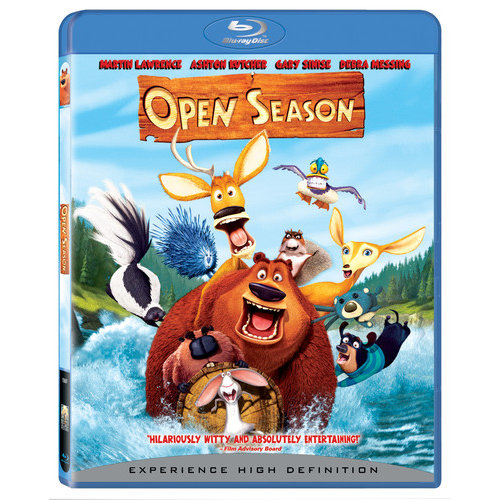 Open Season (Blu-ray)