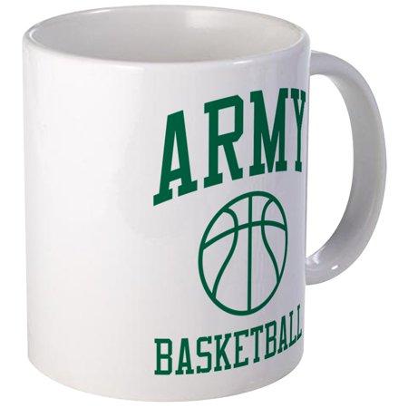 CafePress - U.S. Army Basketball - Unique Coffee Mug, Coffee Cup (Army Basketball)