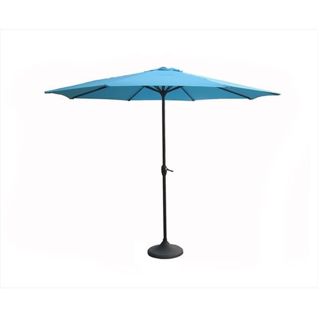 northlight 9 in outdoor patio market umbrella with