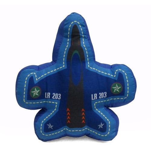 Mainstays Kids' Decorative Pillow, Blue Airplane