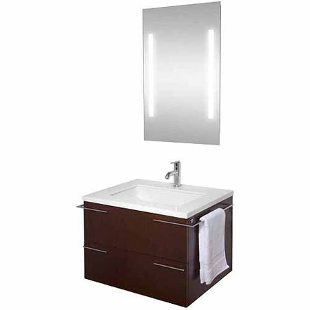 Click here for VG09003106K 31 Wall-Mounted Single Bathroom Vanity... prices