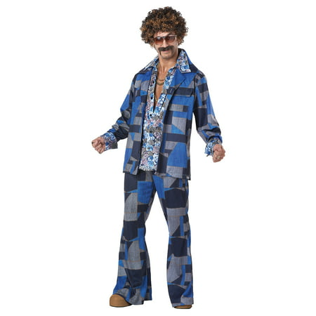 Adult Male Boogie Nights Costume by California Costumes 01371](Boogie Nights Costume)