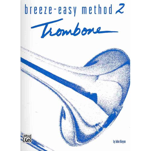 Breeze-Easy Method for Drums, Bk 2 (Breeze-Easy Series) Kinyon, John Paperback
