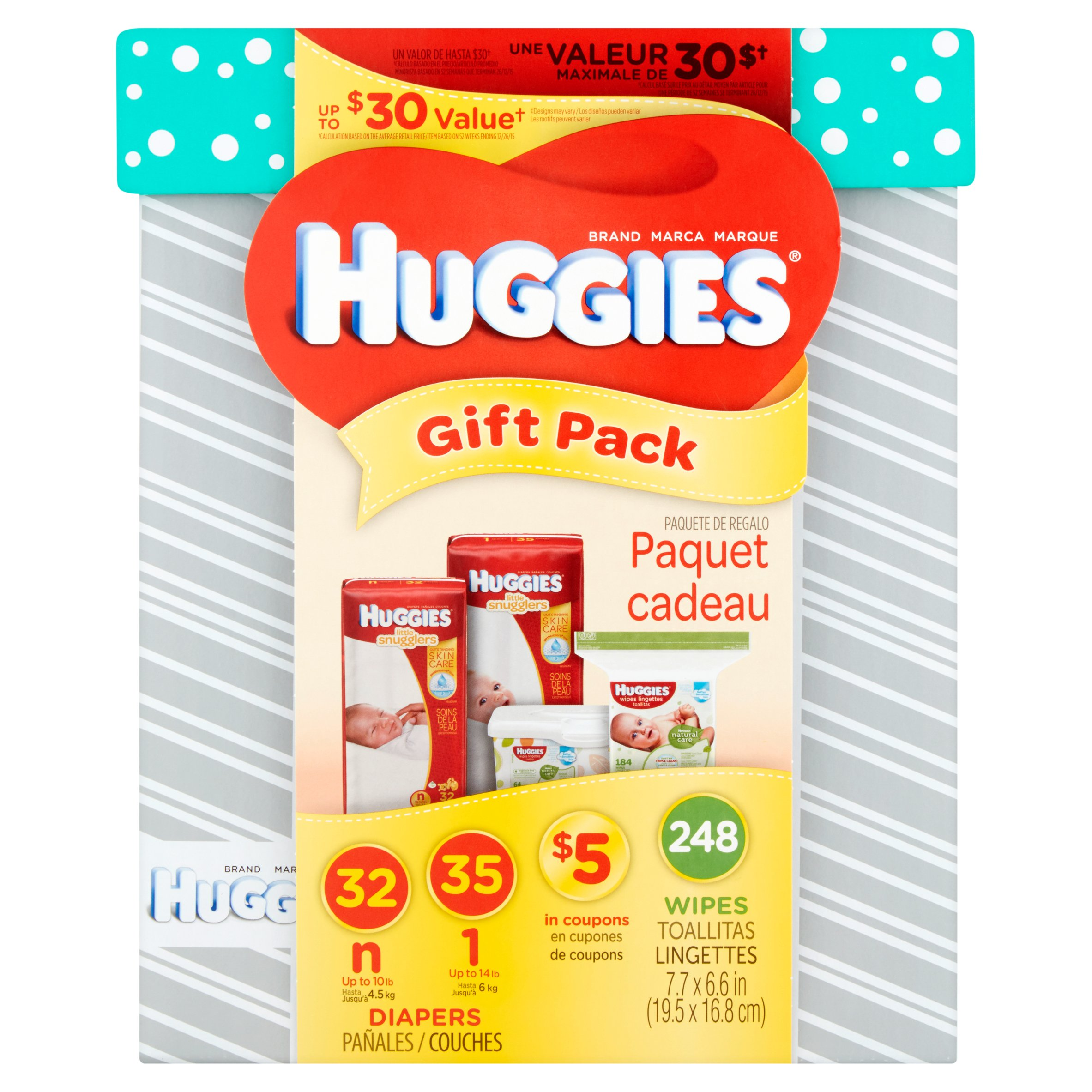 Huggies Gift Pack