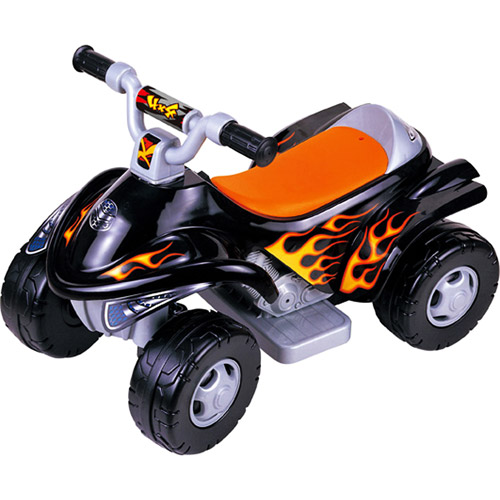 4x4 Power ATV 6-Volt Battery-Powered Ride-On