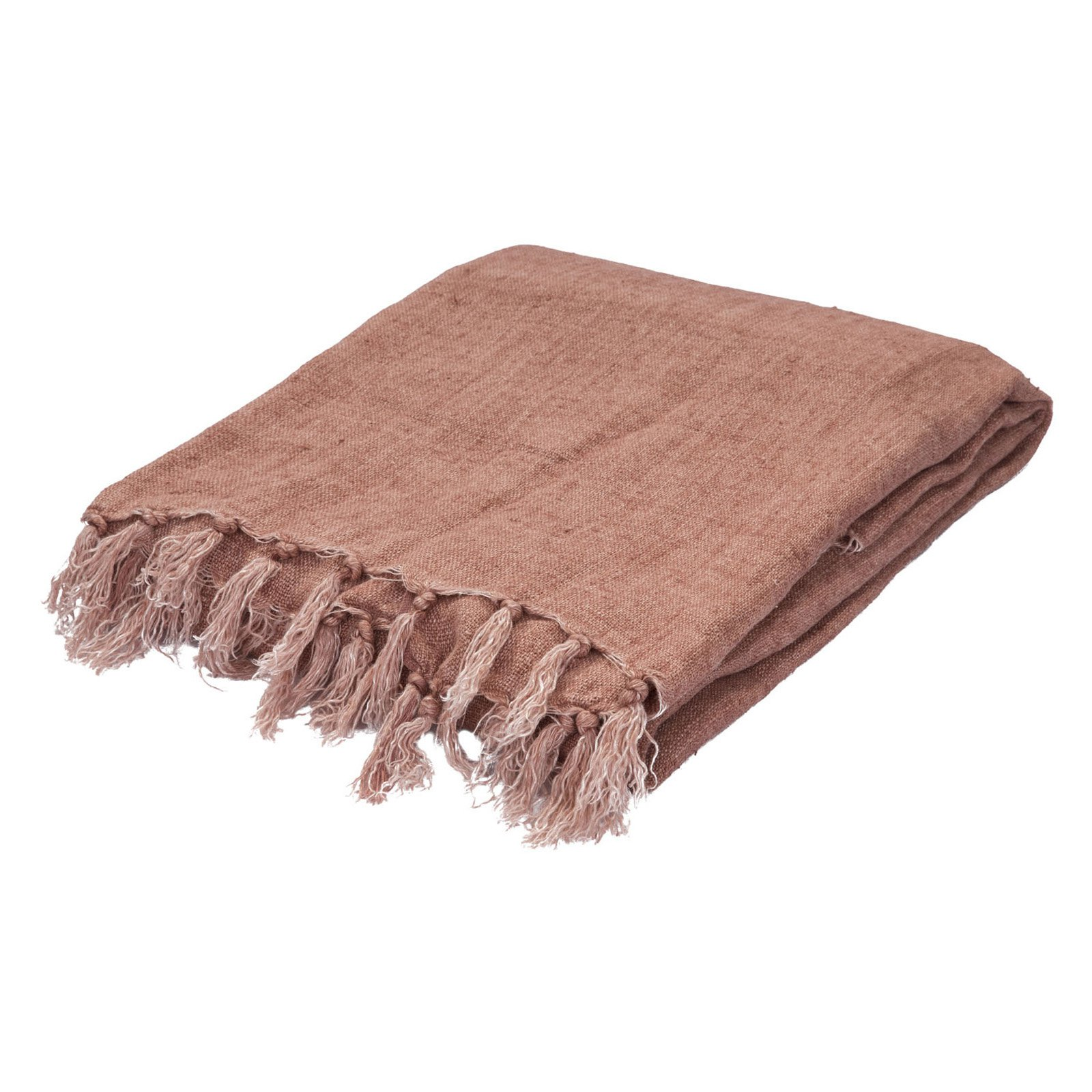 Jaipur Madura Linen Throw