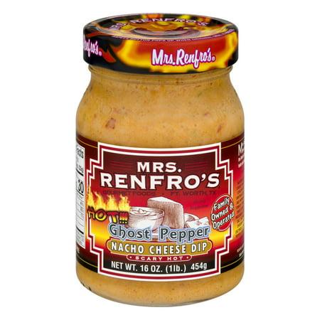 (2 Pack) Renfro Foods Mrs Renfros  Nacho Cheese Sauce, 16