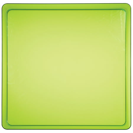 Green Tray Feeder (Trendware Translucent Green)