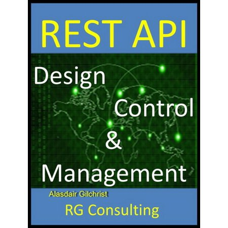 REST API Design Control and Management - eBook