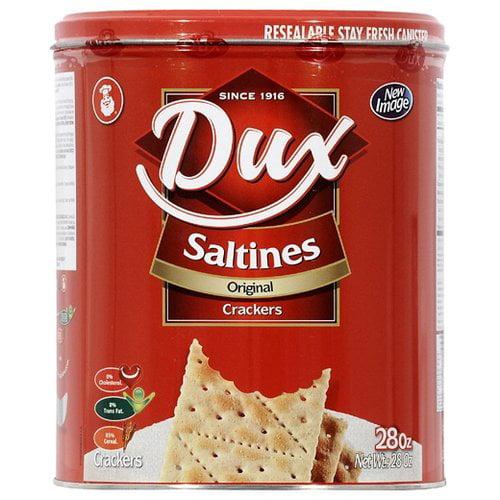 Cordialsa Dux  Saltines, 30 oz