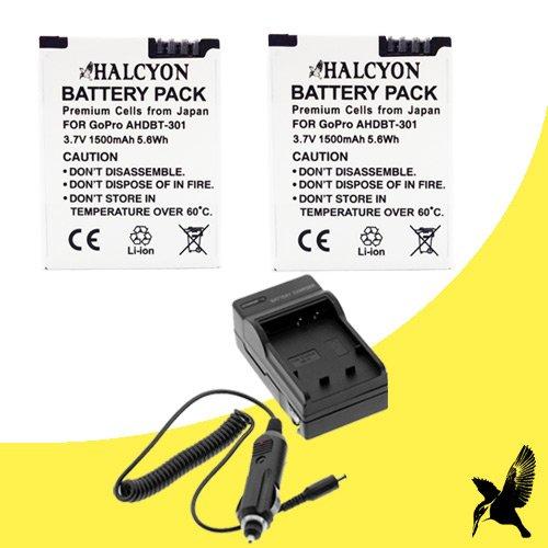 Panasonic Lumix DMC-S3 Digital Cameras DMW-BCK7 Battery DavisMAX DMCS3 BCK7 Bundle