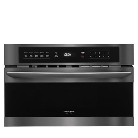 Frigidaire FGMO3067UD Gallery Series 30 Inch Built In 1.6 cu. ft. Capacity Microwave Oven Black Stainless Steel