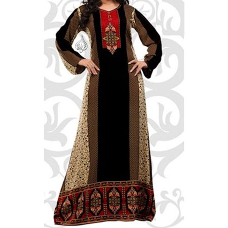 Beautiful Long Dress, Indian Caftan, Kaftan Dresses | Christmas | ARABESQUE | Bust Size