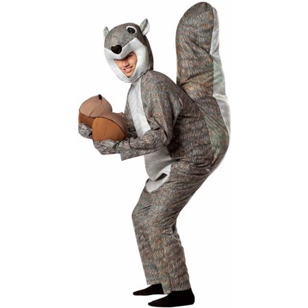 SQUIRREL ADULT (Squirrel Costumes)