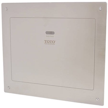 Toto TH559EDV343 Electronic Flush Valve Front Panel for 1.0 GPF Urinal Flushometers 1.0 Gpf Washout Urinal