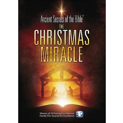 Ancient Secrets Of The Bible: The Christmas Miracle by Image Entertainment