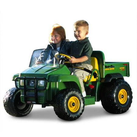John Deere Gator 12v W/ Dump&seat Belt