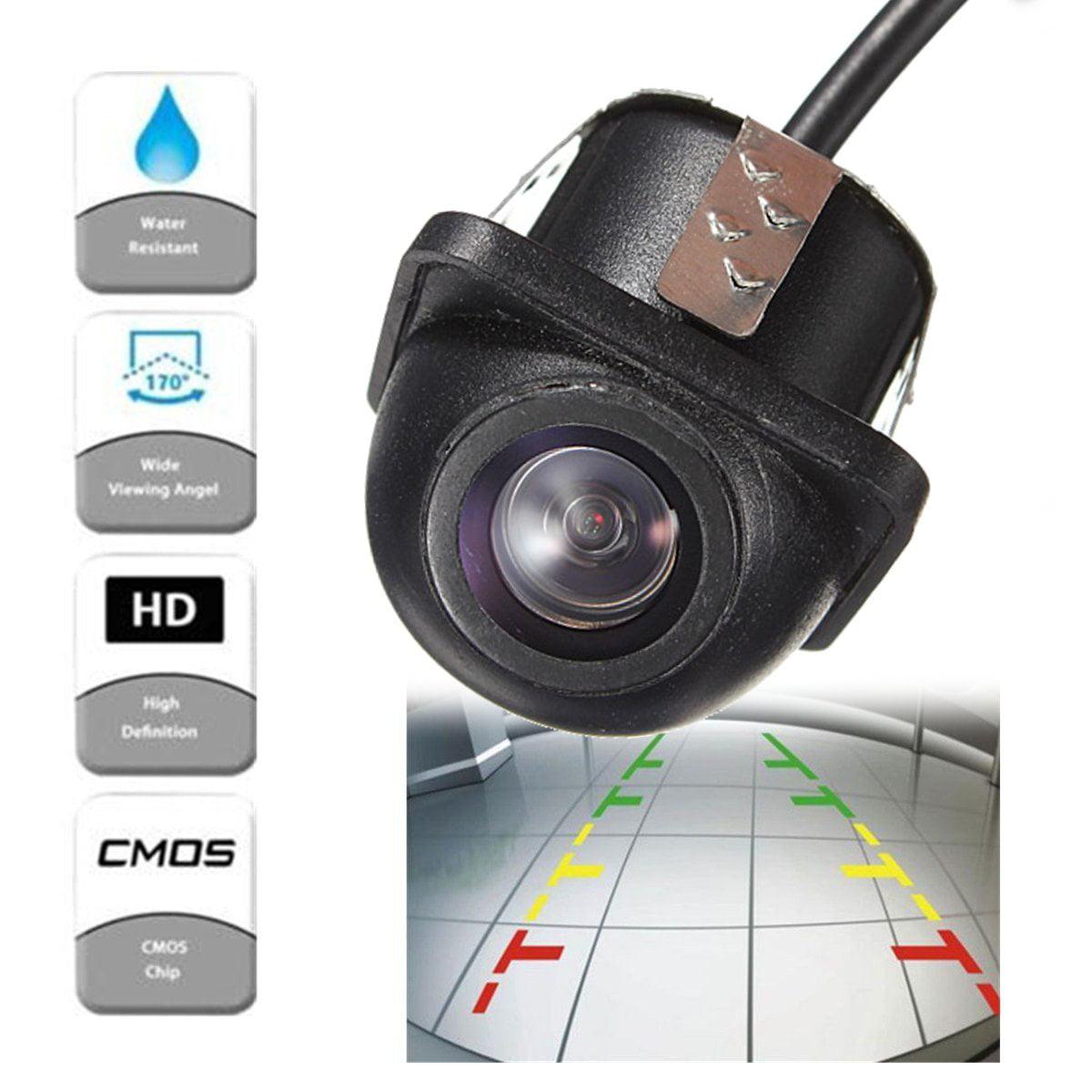HD Waterproof 150° Car Backup Camera Anti Fog Auto Rear View Reverse Cam Night Vision Cars