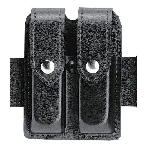 SAFARILAND 77-Double Handgun Magazine Pouch 77-83-13PBL