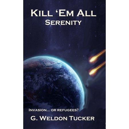 Kill 'Em All- Serenity - eBook
