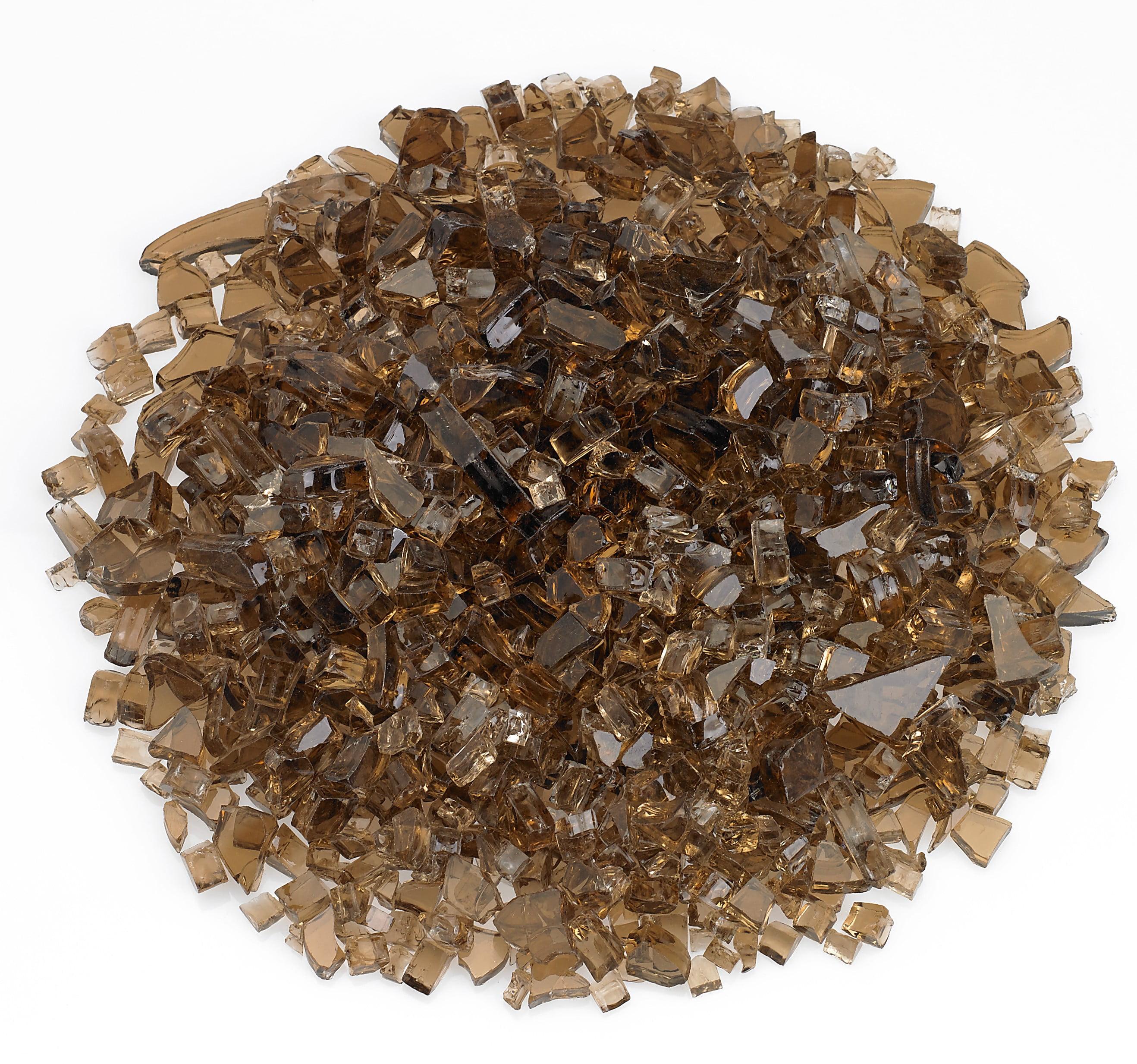 Rasmussen Fire Glass, Copper, 10-Pounds