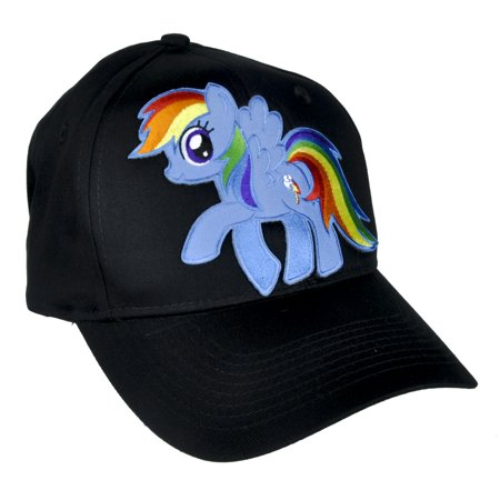 My Little Pony Rainbow Dash Hat Baseball Cap Alternative Clothing - My Little Pony Hat